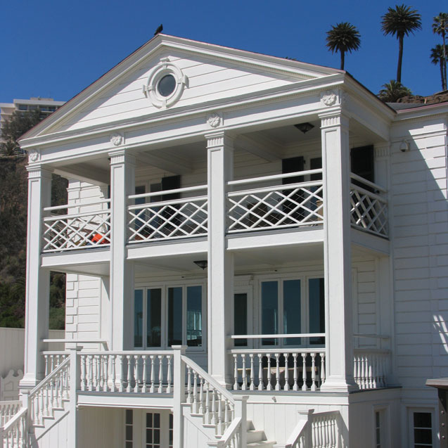 Marion Davies Guest House at the Annenberg Community Beach House