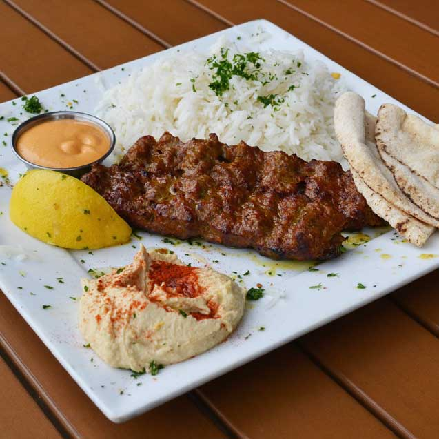 Crimson Mediterranean Cookhouse