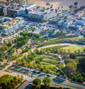 Santa Monica Goes Green