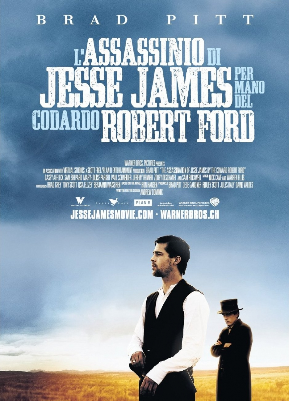 Aero Theatre Presents: The Assassination of Jesse James by The Coward Robert Ford