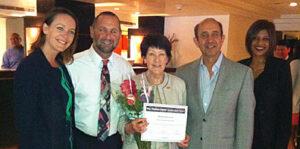 Elizabeth Wilsonhoyles, First Santa Monica Thelma Parks Spirit Award Winner