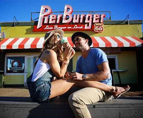 Pier Burger