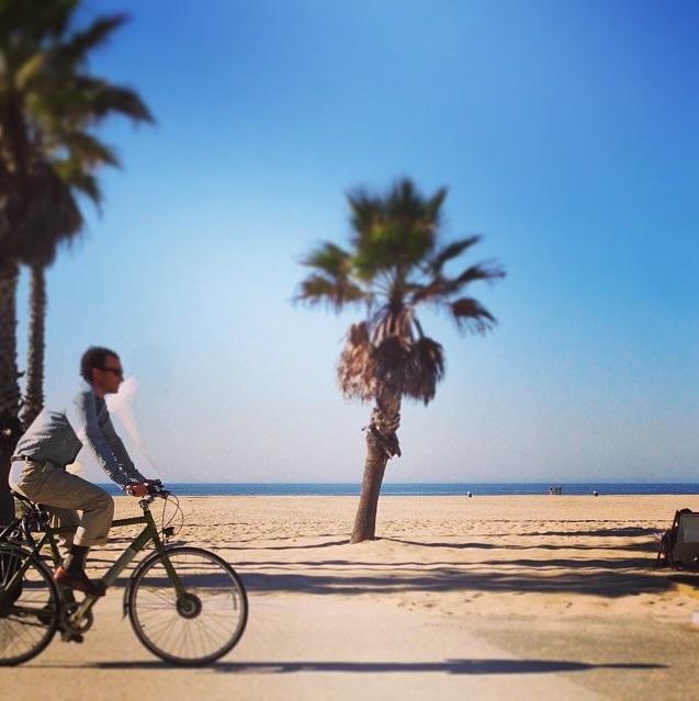 Bike path_Instragram