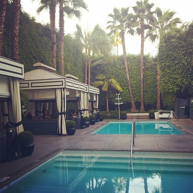 Viceroy Hotel Pool_Instagram