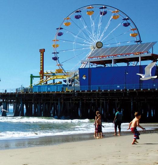 Hotels Near Santa Monica Pier Beach