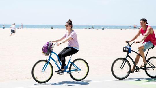 Santa Monica Beach Bicycle Rentals