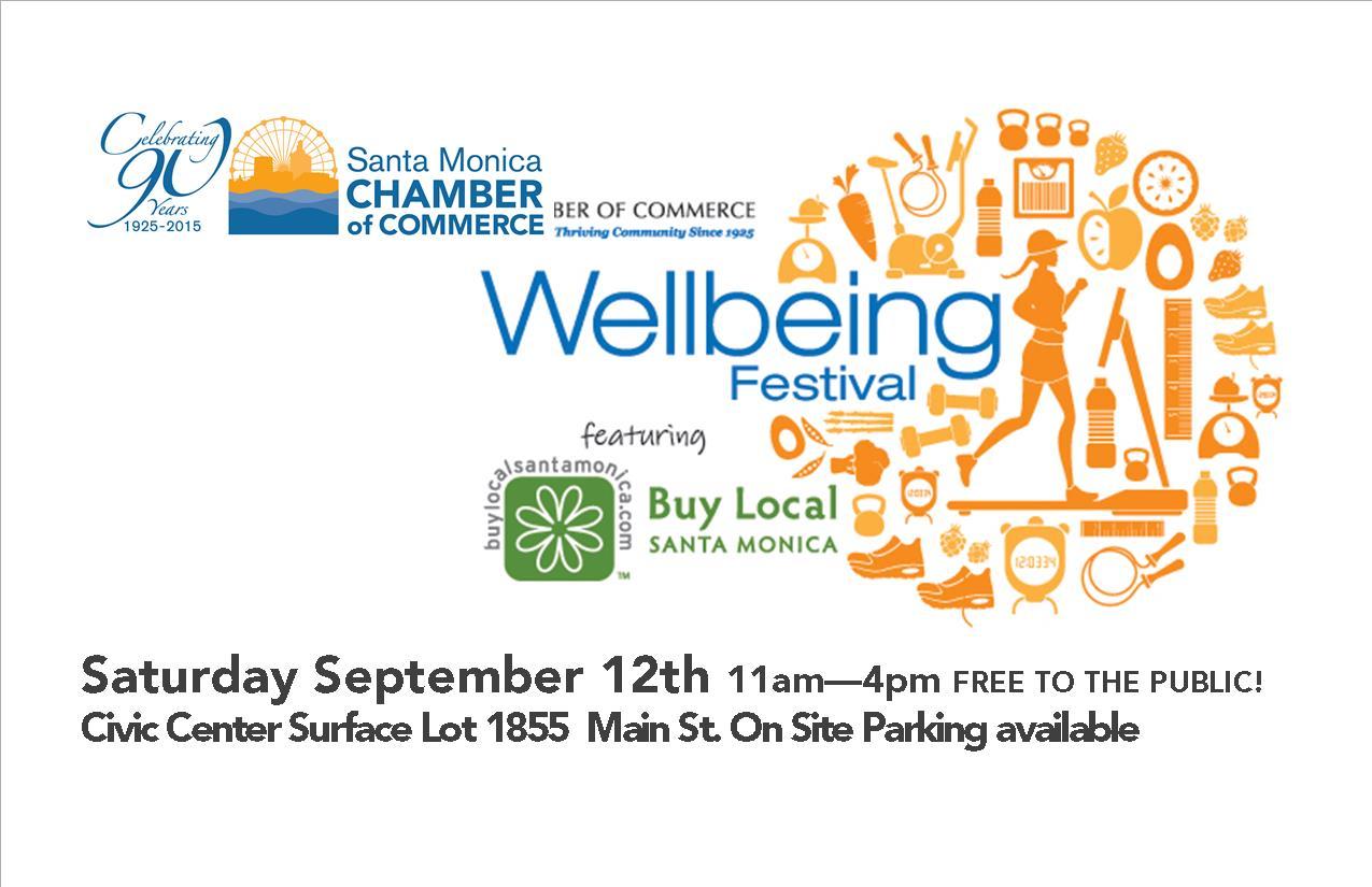 Wellbeing Buy Local Festival