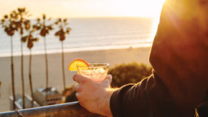 Ocean Views Santa Monica The Best Drinks With A View