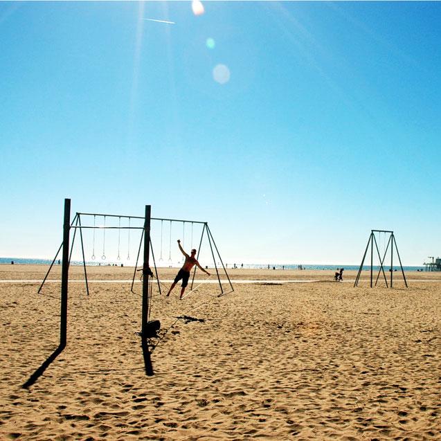 The Original Muscle Beach