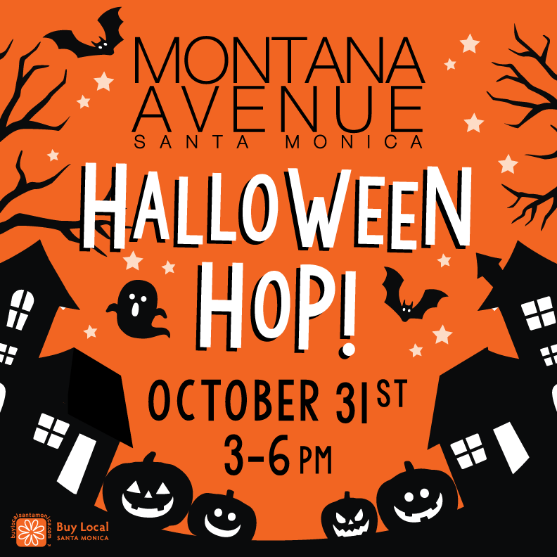 Halloween Hop October 2020 Montana Avenue Halloween Hop | Visit Santa Monica