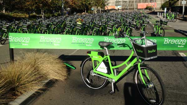 Breeze Bike Share