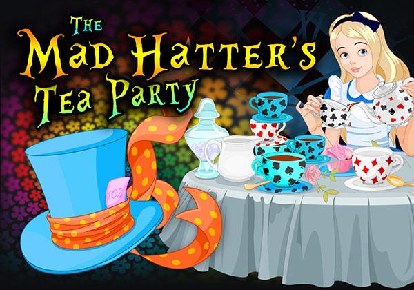 Mad Hatters Tea Party Whoop Tea Duex Santa Monica