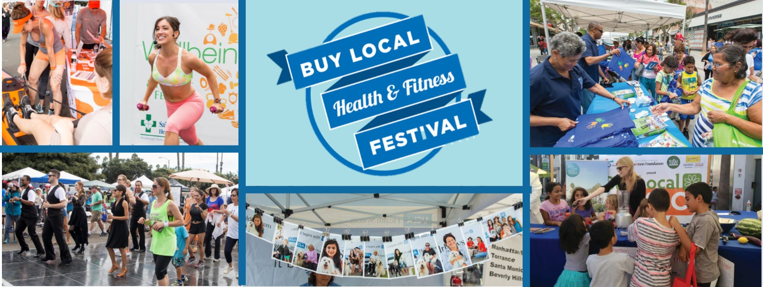 Buy Local Health & Fitness Festival