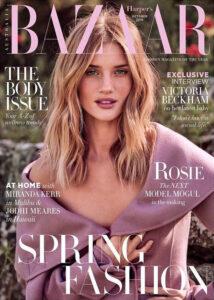 Harpers Bazaar AUS October 2016 Featured Image