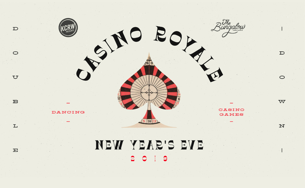 New Year's Eve at The Bungalow