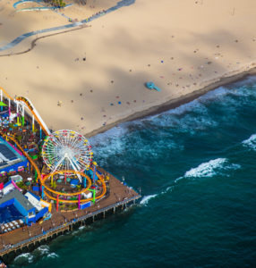 360 Videos – A Visit to Santa Monica