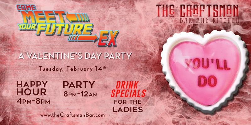 come meet your future ex valentines day singles party - Valentines For Singles