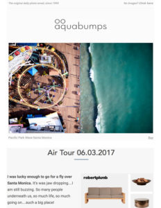 Aquabumps Newsletter March 2017