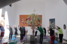 Santa Monica Yoga Event in Rio