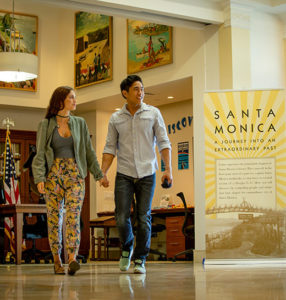 Santa Monica History
