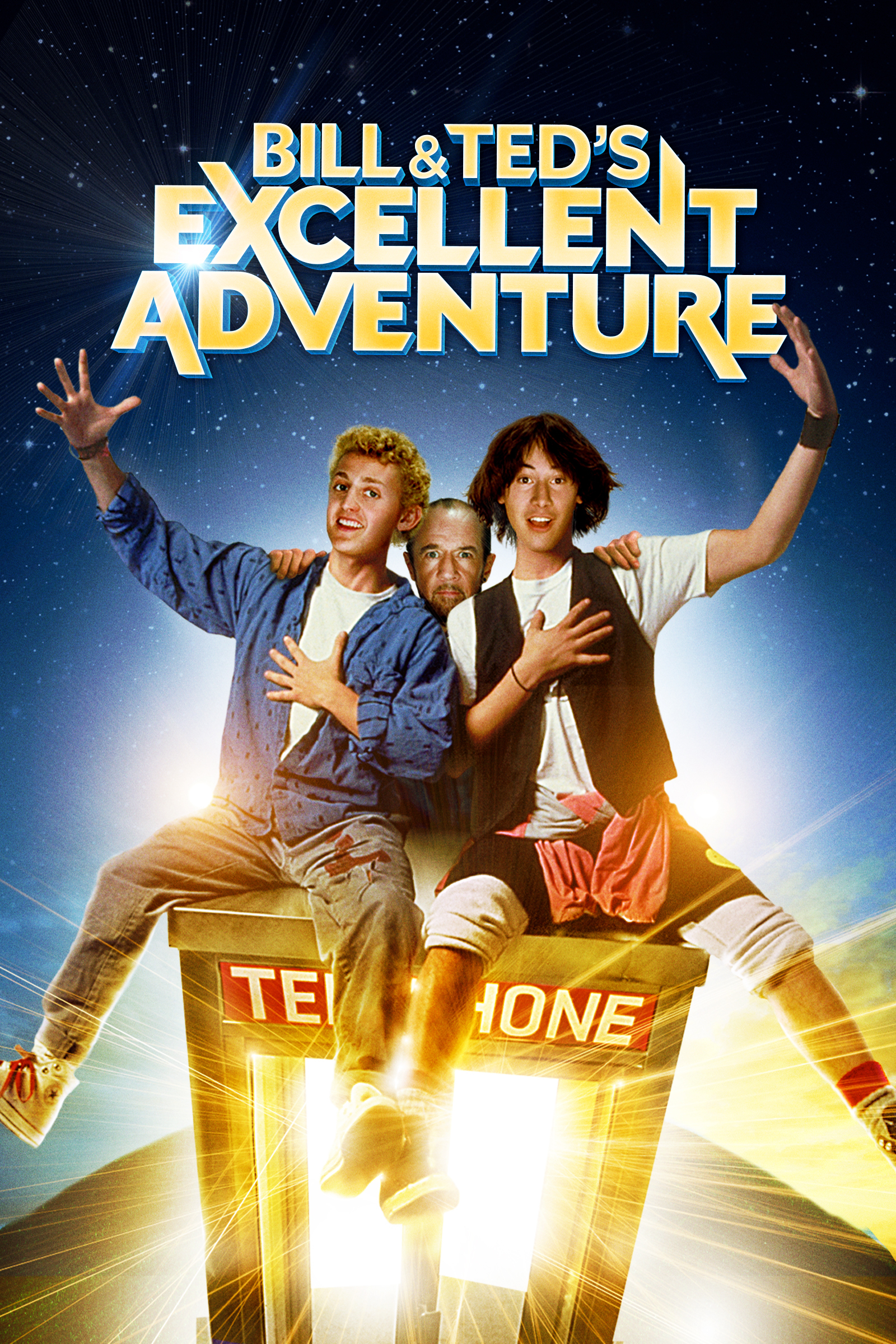 Double Feature: BILL & TED'S EXCELLENT ADVENTURE, BILL ...