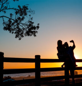 Best Santa Monica Selfie Spots, Oh Snap!