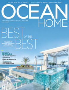 Ocean Home June-July 2017 Cover