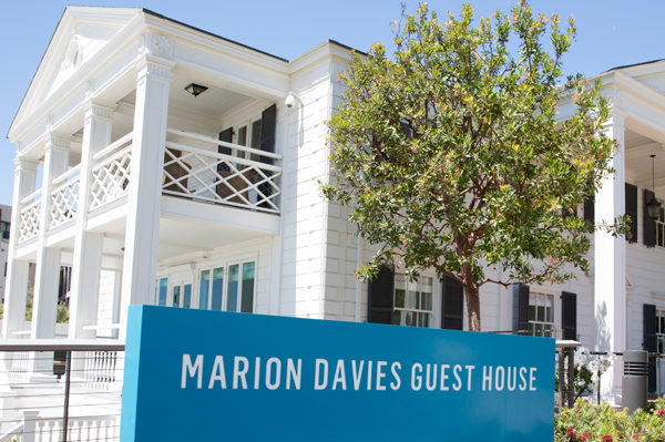 Marion Davies Guest House exterior