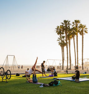 Healthy Living in Santa Monica