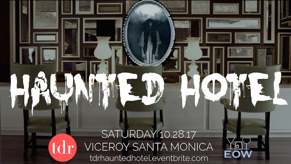 4th annual haunted hotel with three day rule eow