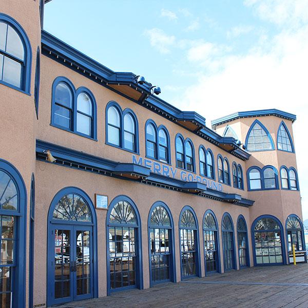 Santa Monica Architecture: Looff Hippodrome