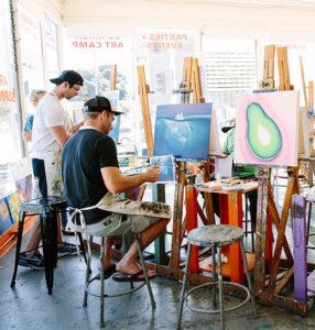 Creative Inspiration in Santa Monica