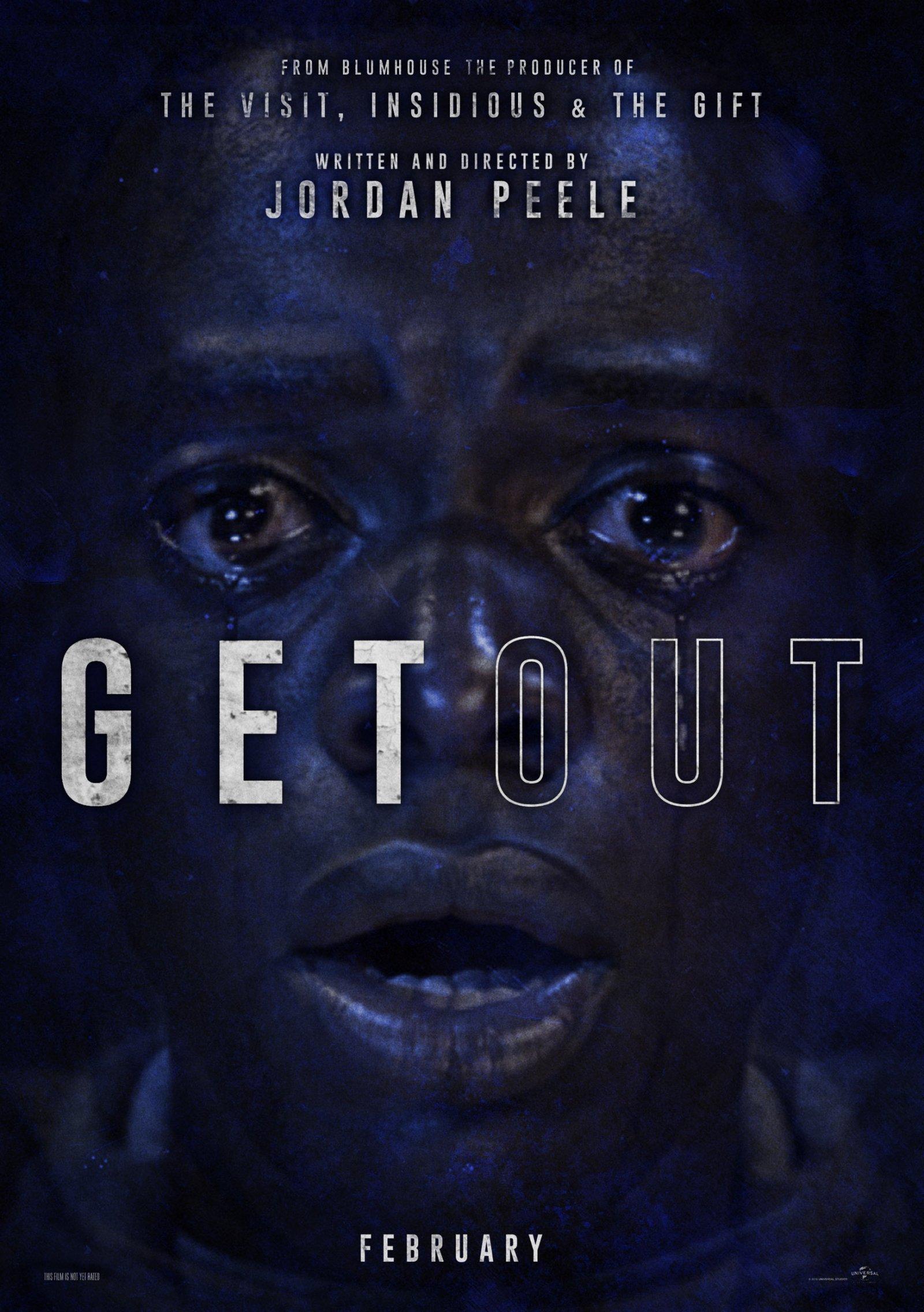 Resultado de imagem para Get Out posters