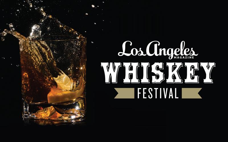 Los Angeles Magazine's Whiskey Festival 2018