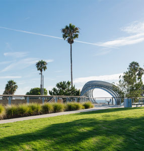 Unique Parks Throughout Santa Monica