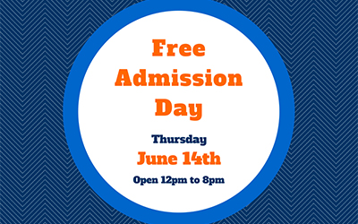 Free-Admission-Day