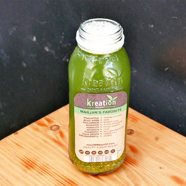 Kreation Green Juice Santa Monica