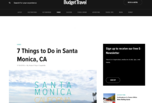 7 Things to Do in Santa Monica, CA