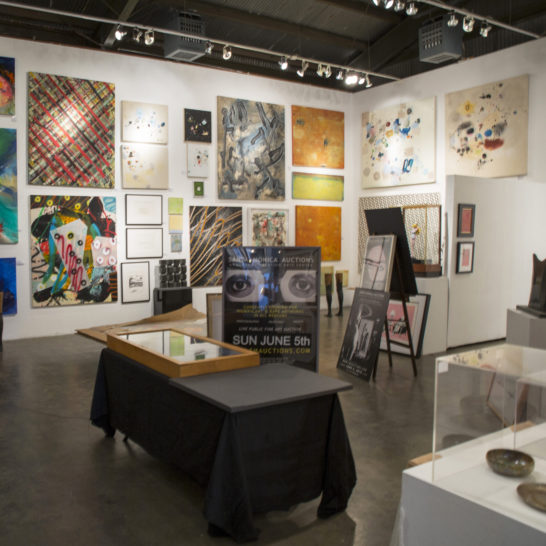 5 Must-See Art Fairs in Santa Monica