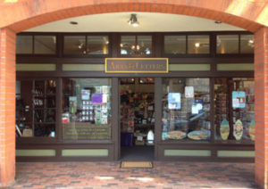 Arts and Letters store exterior