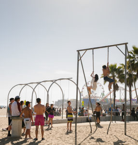 The Original Muscle Beach Santa Monica
