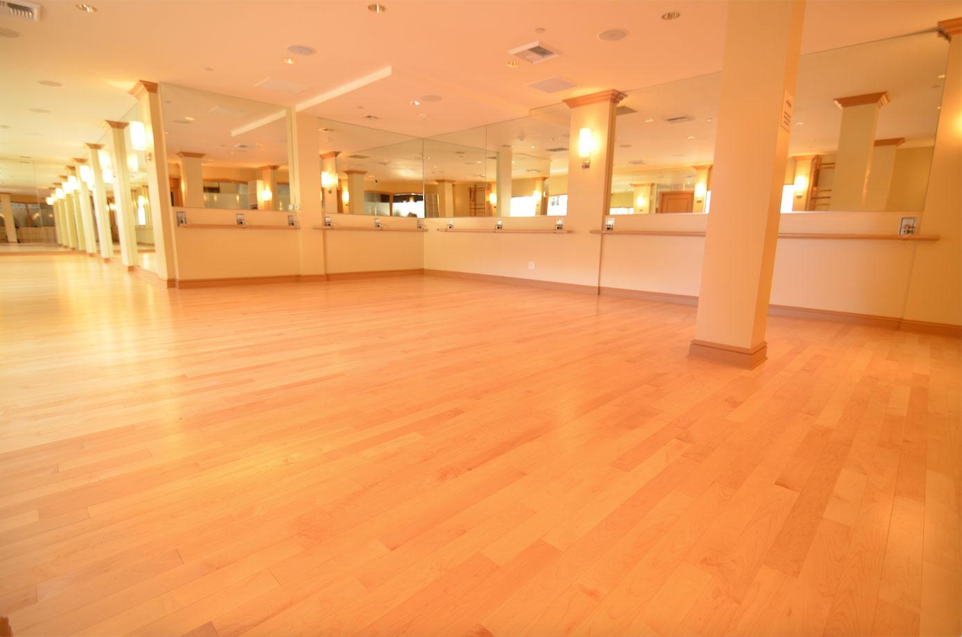 Exhale Mind Body Spa studio space