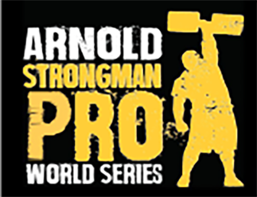 Arnold Strongman Pro World Series
