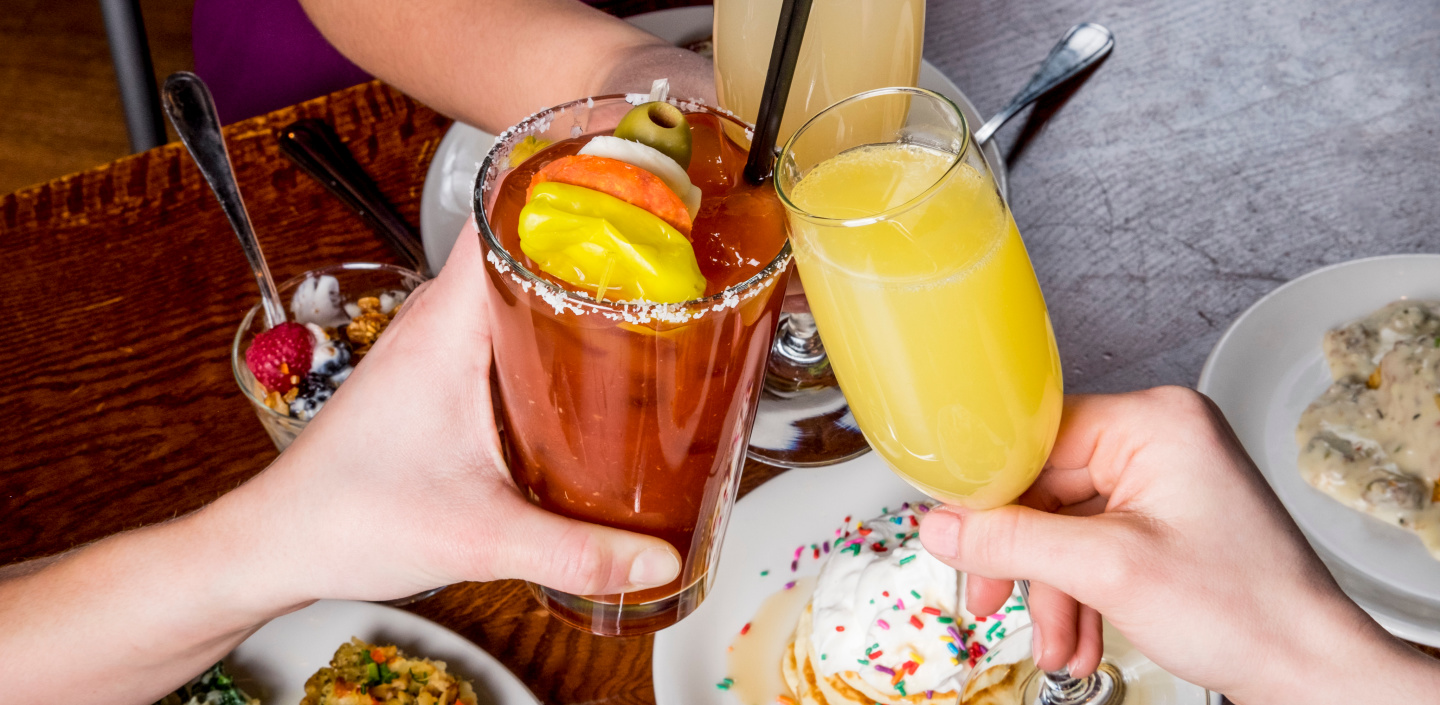 New Year's Day Pajama Brunch