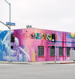 Street Murals: Mid-City
