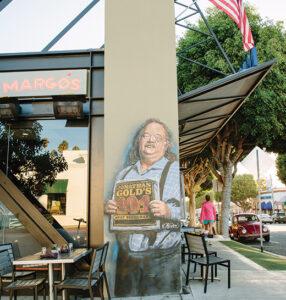 Street Murals: Montana Avenue