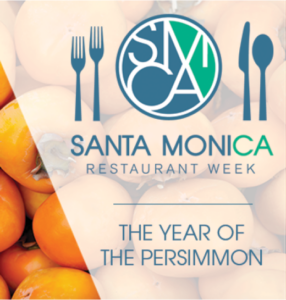 SANTA MONICA RESTAURANT WEEK RETURNS FOR ITS 7TH YEAR WITH FRESH EATS FROM THE CITY'S HOTTEST RESTAURANTS