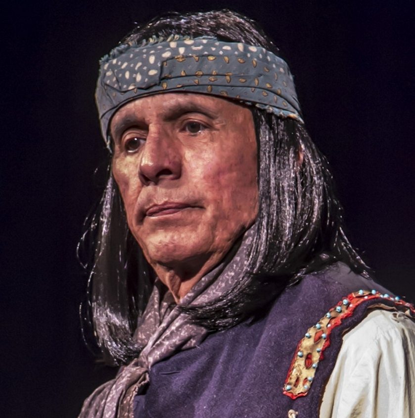 Geronimo: Live on the Reservation, starring Yellowstone's Rudy Ramos
