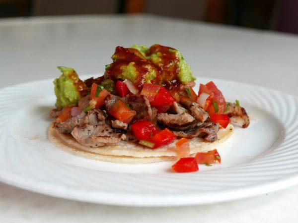El Texate Tasajo Taco