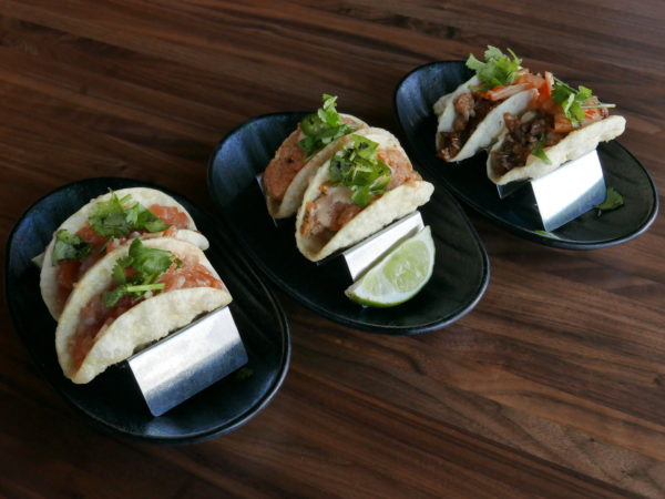 JINYA Ramen Bar Mini Tacos